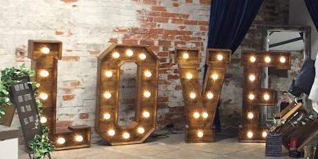 The Yorkshire Wedding Mill November Wedding Fayre tickets
