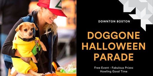 Doggone Halloween Dog Parade