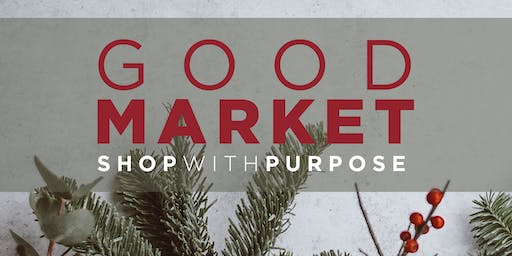 Good Market: Holiday Popup