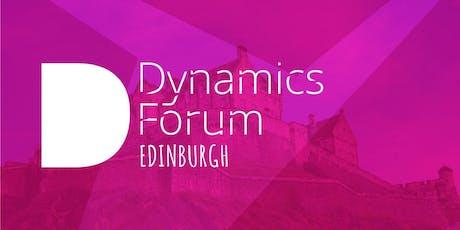 Dynamics Forum Edinburgh tickets