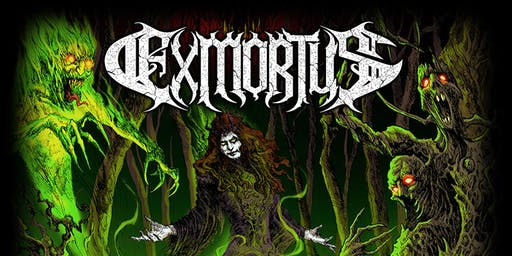 Exmortus at Alabama Music Box