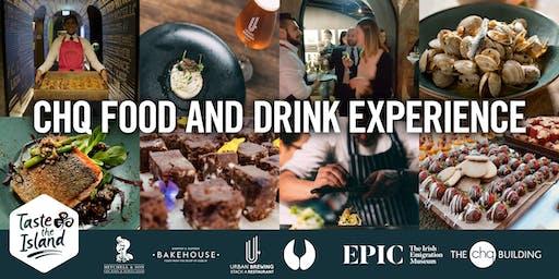 CHQ Irish Food & Drink Experience