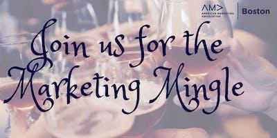 American Marketing Association Boston's Metrowest Marketing Mingle