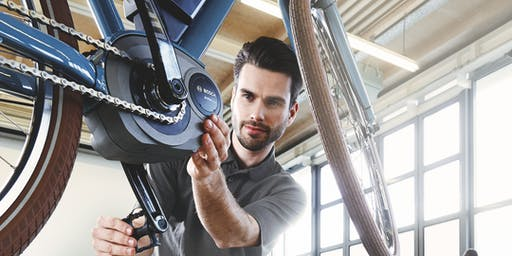 Bosch eBike Systems Technical Training Raleigh NC