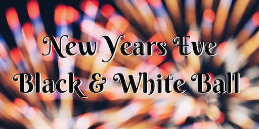 New Years Eve Black & White Ball