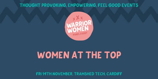 Warrior Women Events | Women at the Top