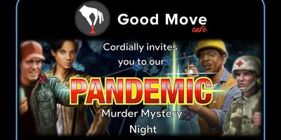 Murder Mystery Night! - Pandemic!