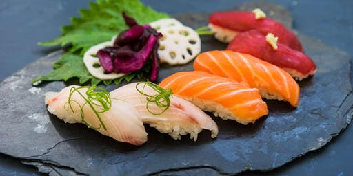 Rolls, Sashimi, and Nigiri - Cooking Class by Cozymeal™