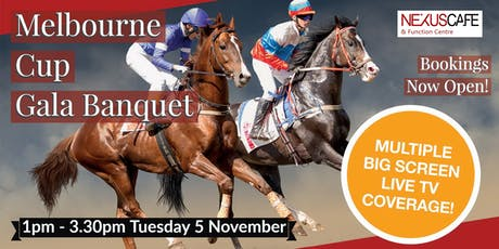 Nexus Cafe Norwest Melbourne Cup Lunch tickets