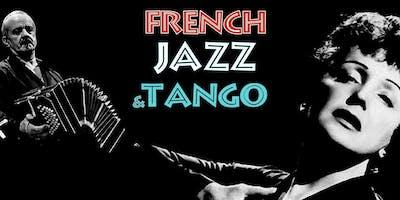 French Jazz & Tango Celebrating Piaf, Brel, Aznavour & Piazzolla