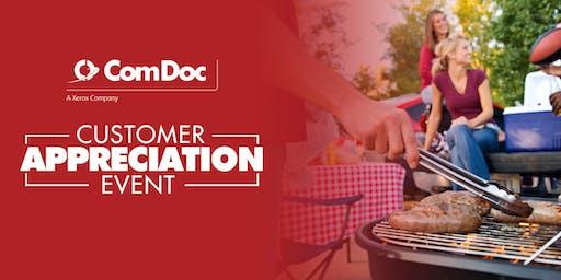 Customer Appreciation Event   Columbus, Ohio