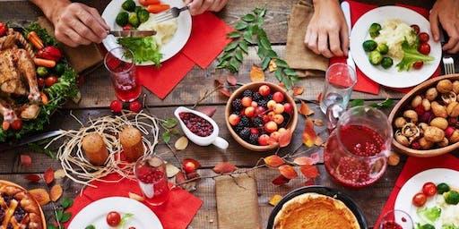 Healthy Holiday Potluck