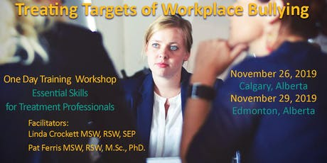 Treating Targets of Workplace Bullying - For Therapists  tickets