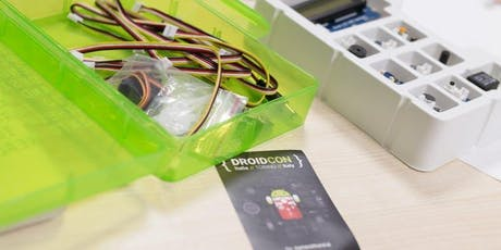Hackathon droidcon Italy 2020 tickets