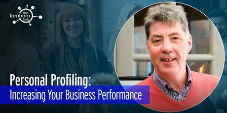 Personal Profiling. Increase Your Business Performance tickets