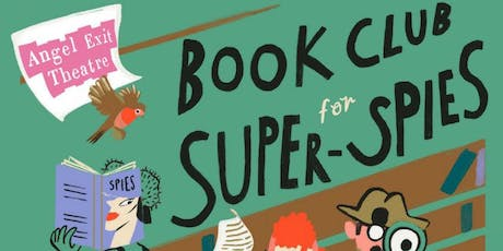 Book  Club for Super Spies tickets