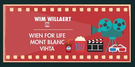Kortfilmwandeling met Wim Willaert billets