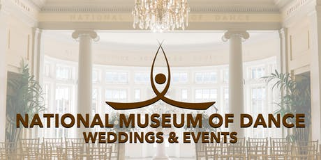 2019 National Museum of Dance Bridal Expo tickets