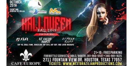 Halloween Ball 2019 tickets