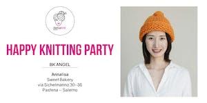 Knitting Party - Blanca Beanie - PASTENA - SALERNO