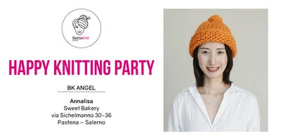 Knitting Party - Blanca Beanie - PASTENA - SALERNO