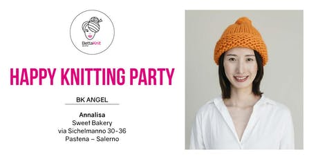 Knitting Party - Blanca Beanie - PASTENA - SALERNO biglietti