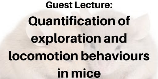 Exploration and Locomotion Behaviours in Mice