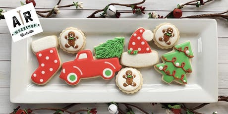 Christmas Cookie Decorating Party and AR Workshop Mini Make-and-Take Project  - Nashville  tickets