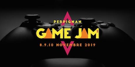 Perpignan Game Jam 2019 billets