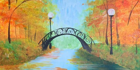 A Walk in the Park Brush Party - Banbury tickets