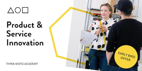 Product and Service Innovation – Intensivkurs mit Anja Kässner Tickets