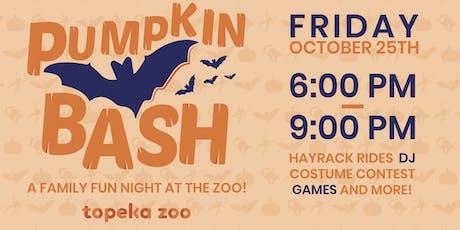 Pumpkin Bash tickets