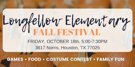 Longfellow Elementary Fall Festival 2019 tickets