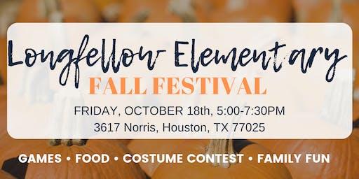 Longfellow Elementary Fall Festival 2019