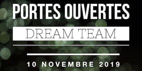 Portes Ouvertes-DREAM TEAM-Trois-Rivières billets