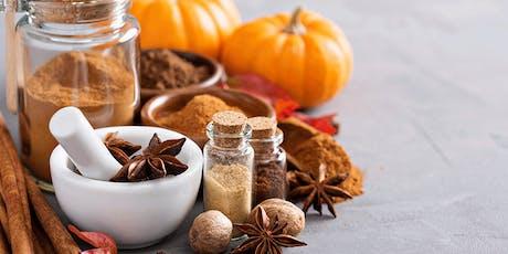 Fall Flavors Workshop at Danville Weis Markets tickets