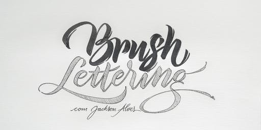 Brush Lettering Workshop c/ Jackson Alves – Fortaleza