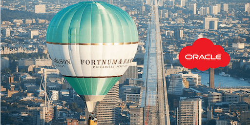 HR Transforming the Employee Experience (Fortnum & Mason Dinner) by Oracle