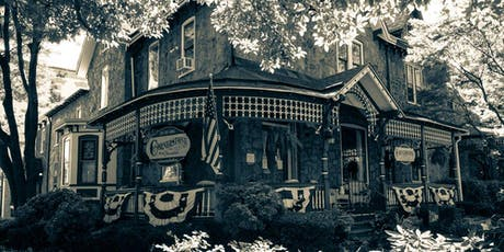 Halloween Seance Nights at Cornerstone B&B with Philly Ghost Hunt! tickets