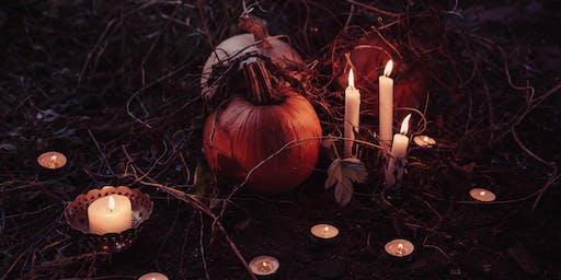Halloween at Harmony with Sarah