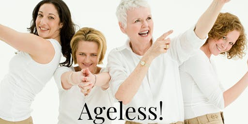 Ageless! Healthy Aging Workshop in Cherry Hill