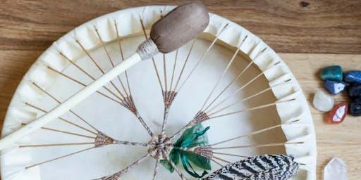 Crystal Healing Drum Circle