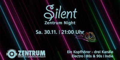 Silent Zentrum Nacht