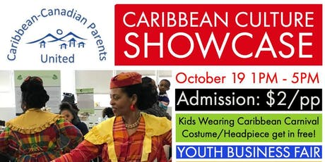 CCPU Caribbean Culture Showcase tickets