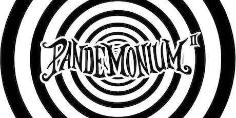 LESPACEMAKER présente PANDÉMONIUM II  tickets