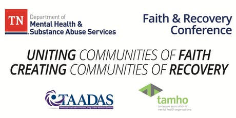 Faith & Recovery Conference tickets