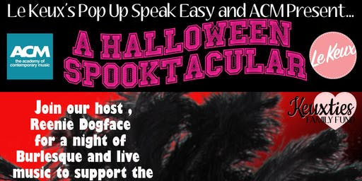 Burlesque Halloween Spooktacular