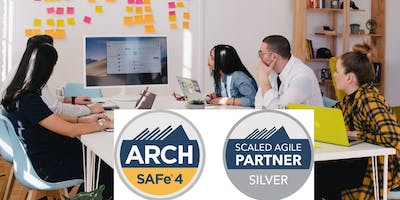 Scaled Agile SAFe 4.6 for Architects (ARCH)Certification - SF Nov 12-14