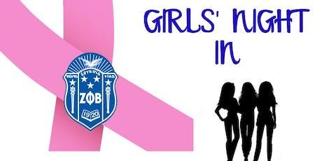 Girls Night In! -  Personal Bra Fittings & Breast Health Awareness tickets