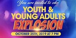 Youth and Young Adult Explosion